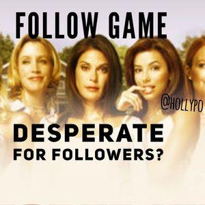 Follow Game #13! Share!
